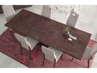 Status: Prestige Modern: стол обеденный  раскладной (американский орех)