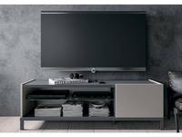 Status: Kali: тумба под телевизор  3D открытая (серый, беж)