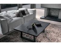 Status: Kali: стол журнальный  120х85 (серый, беж)