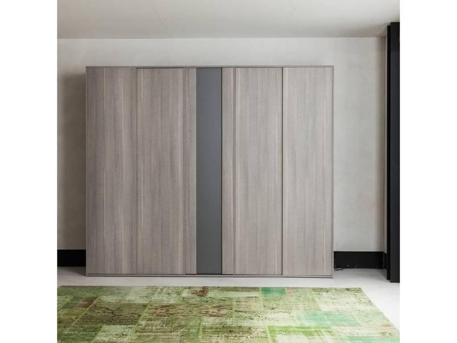 Status: Futura: Шкаф 4-х дверный  (grey)