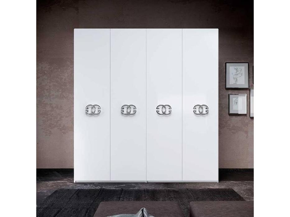Status: Dafne: шкаф 4 дверный  (белый)