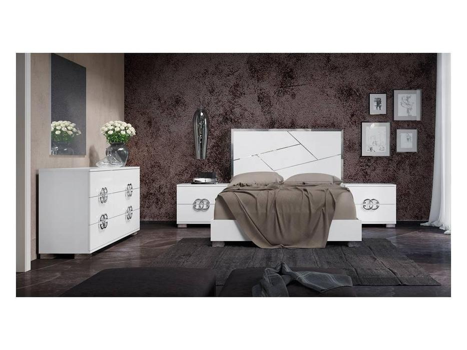 Status: Dafne: спальная комната (белый)