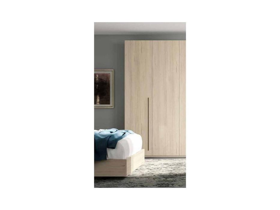 Status: Perla: шкаф 2 дверный  (беленый дуб)