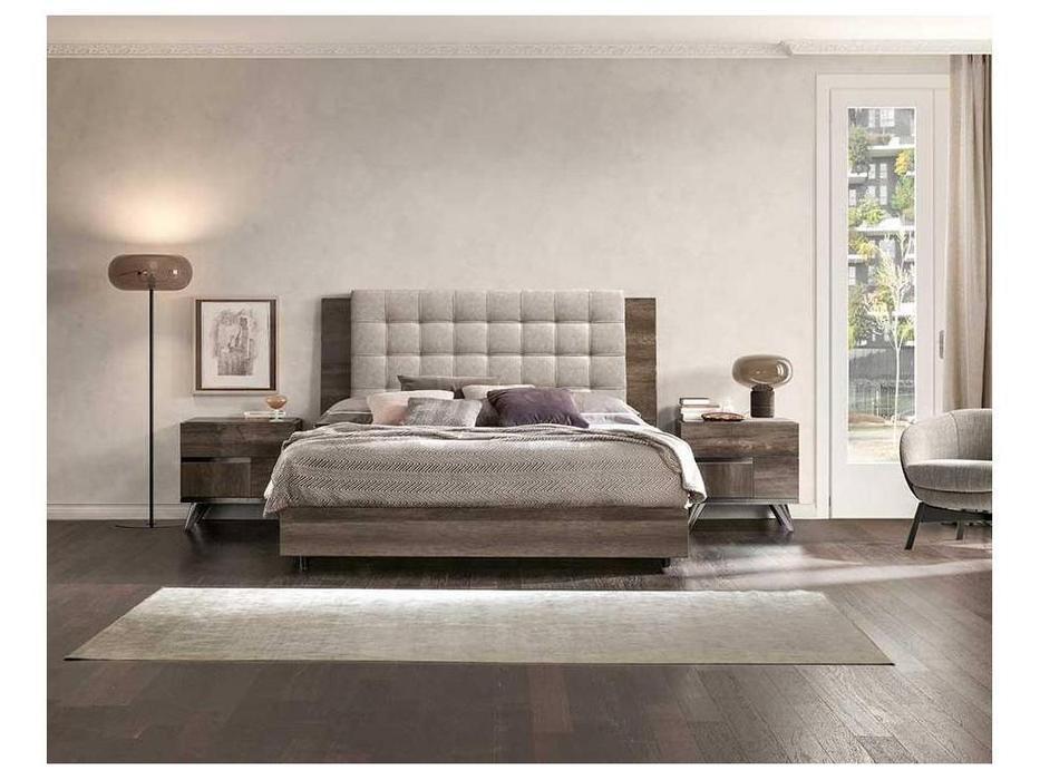 Status: Medea: кровать 180х200  с мягким изголовьем (дуб винтажный)