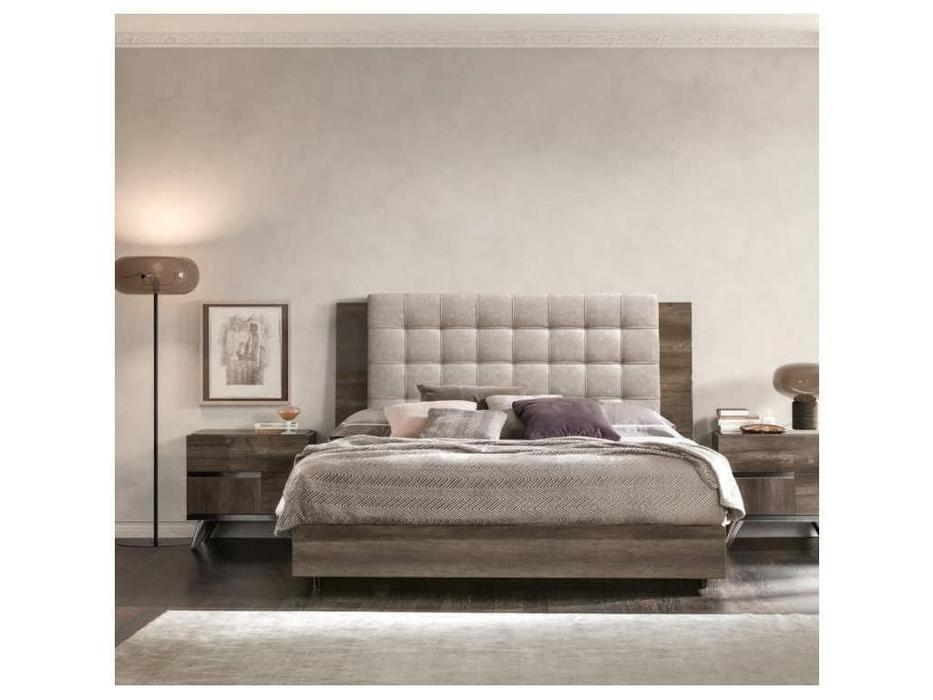 Status: Medea: кровать 160х200  с мягким изголовьем (американский орех)