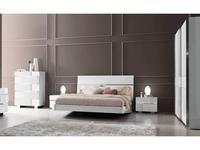 Status: Caprice: кровать 180х203   (лак,белый)