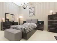 Status: Elite: кровать 180 x 203  (Grey)
