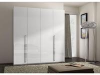 Status: Dream: Шкаф 4-х дверный  (белый)