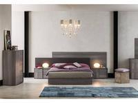 Status: Futura: кровать 160х200  (grey)
