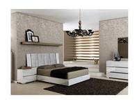 Status: Dream: кровать 180х203  (белый)