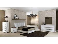 Status: Dream: кровать 198х203  (белый)
