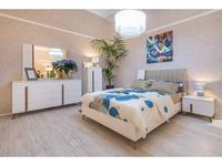 Status: Vega White: кровать  180x203 без мягкой вставки (белый)