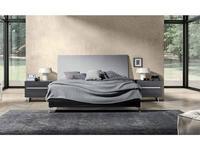 Status: Star: кровать 198х203  c мягким изголовьем (дуб темный)