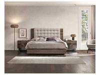 Status: Medea: кровать 180х200  с мягким изголовьем (американский орех)