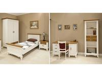 Simex: Париж: детская комната (белый черешня)