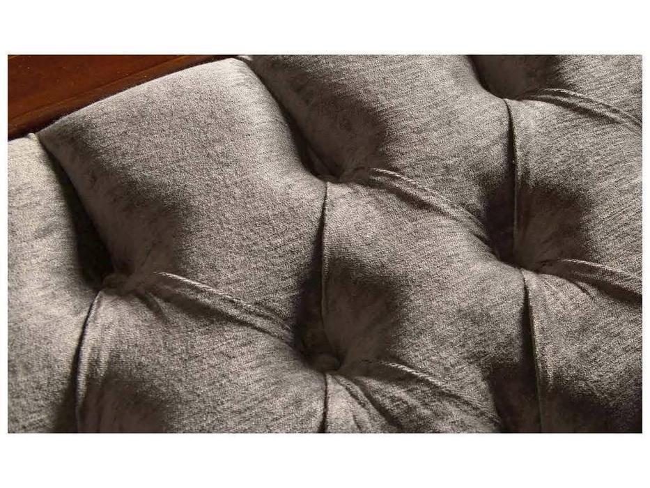 Tosato: Desideri: кровать 180х200 с набивным изголовьем  (орех)