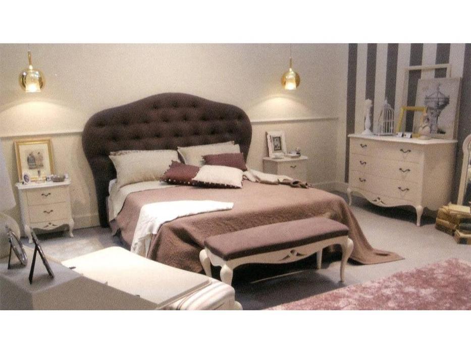 Tosato: Armonie: кровать 170х200  (ткань)