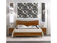 Tosato: Desideri: кровать 180х200  (орех, золото)