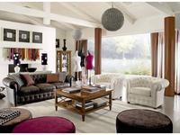 Tosato: Desideri: комплект мягкой мебели диван и два кресла