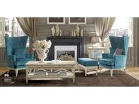 Tosato: Desideri: комплект мягкой мебели два кресла и пуф