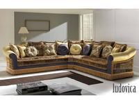 5207572 диван угловой Domingo: Ludovica