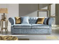 Domingo: Benjamin: диван спальное место 150х188 (ткань кат.А)