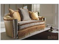 Domingo: Malvina Cannelloni: диван 2-х местный (ткань кат.А)