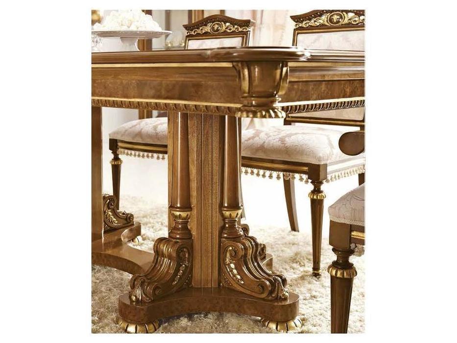 Valderamobili: LuigiXVI: стол обеденный раскладной  (дерево мирта)