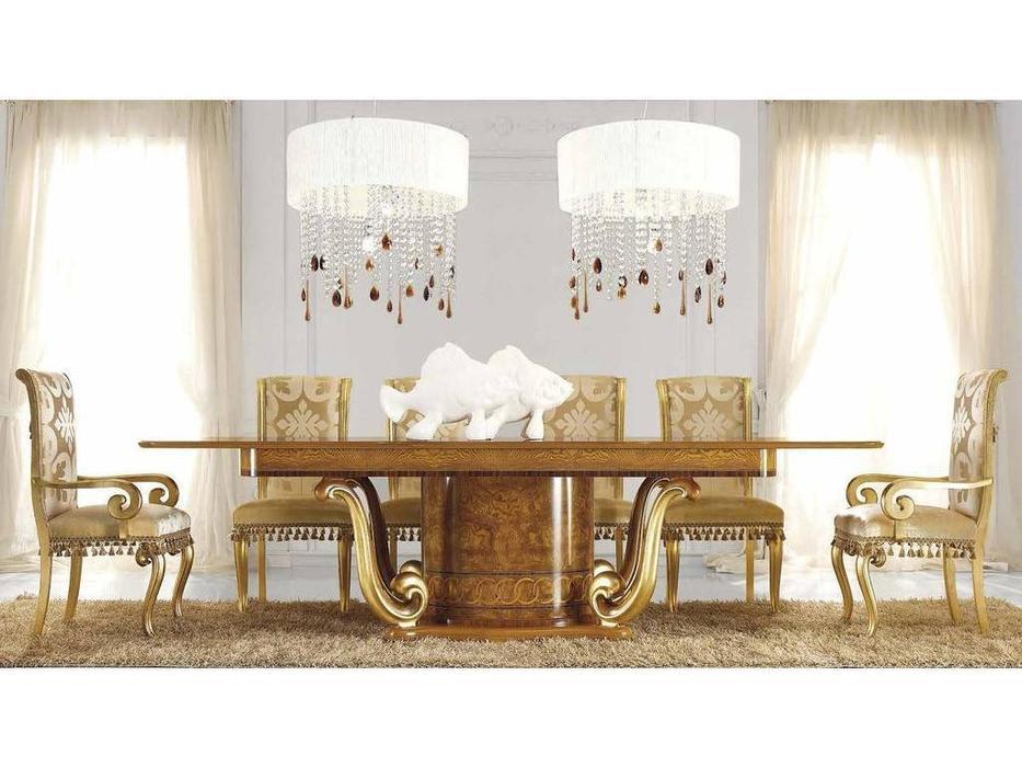 Valderamobili: Jasmine: стол обеденный раскладной  (клен)