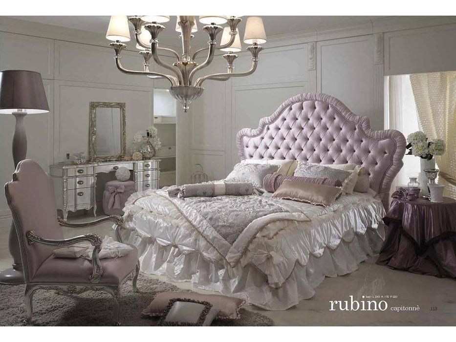 Piermaria: Rubino: кровать 180х200 с подъемным механизмом