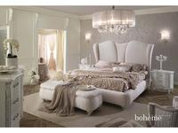 5207814 кровать двуспальная Piermaria: Boheme