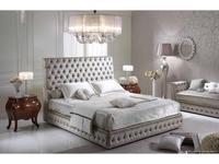 5207823 кровать двуспальная Piermaria: Velvet