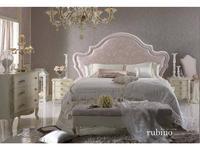 5207841 кровать двуспальная Piermaria: Rubino