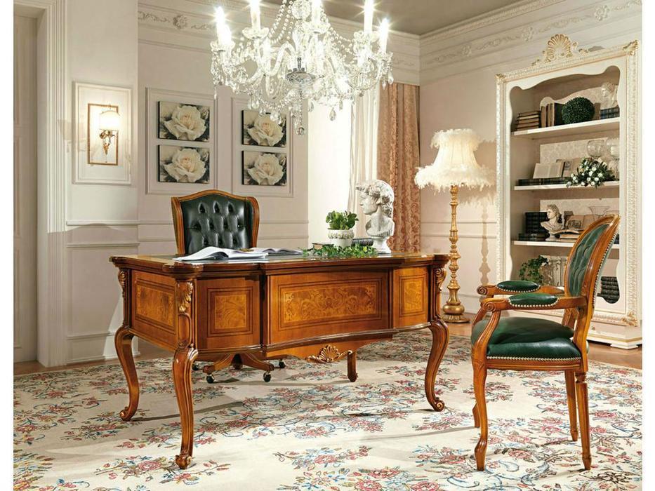 Antonelli Moravio: Pitti: стол письменный  (noce)