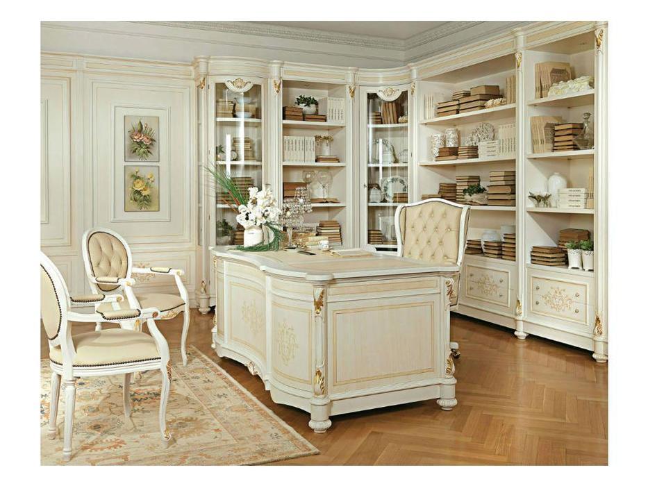 Antonelli Moravio: Pitti: стол письменный  (laccato)