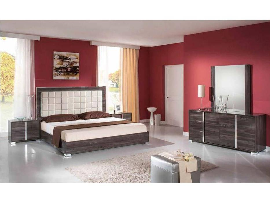 H2O: San Marino: спальная комната (grey)