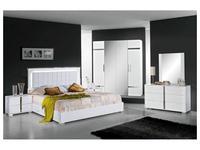 5208007 спальня современный стиль H2O design: San Marino