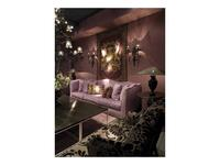 Guadarte: Plata: диван  (сиреневый)