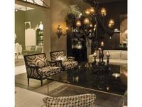 Guadarte: Plata: кресло  (коричневый)