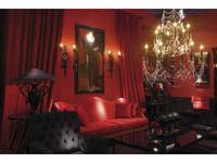 Guadarte: Plata: диван многоместный  (красный)