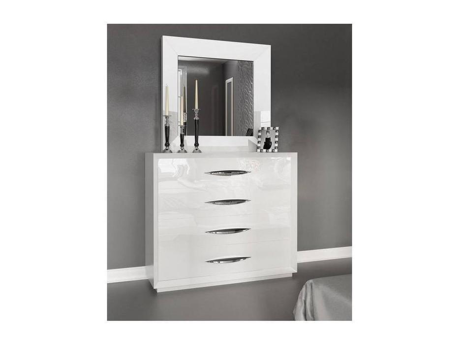 Franco Furniture: Carmen: комод  (white)