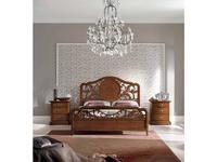 Maison Ego: Abitale Italiano: кровать 160х200  (орех)