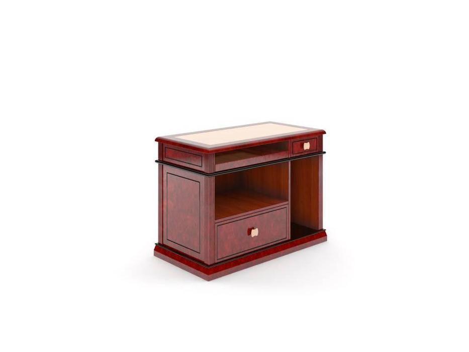 PEGASO: Romano: стол компьютерный (орех)