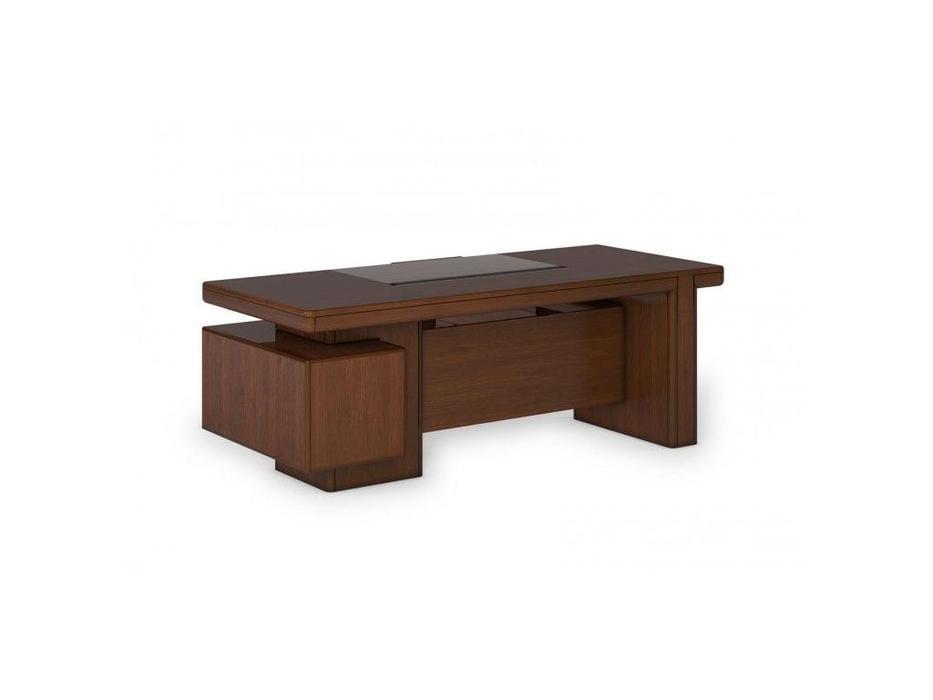 MUX: Mux-3: стол письменный  (американский орех)
