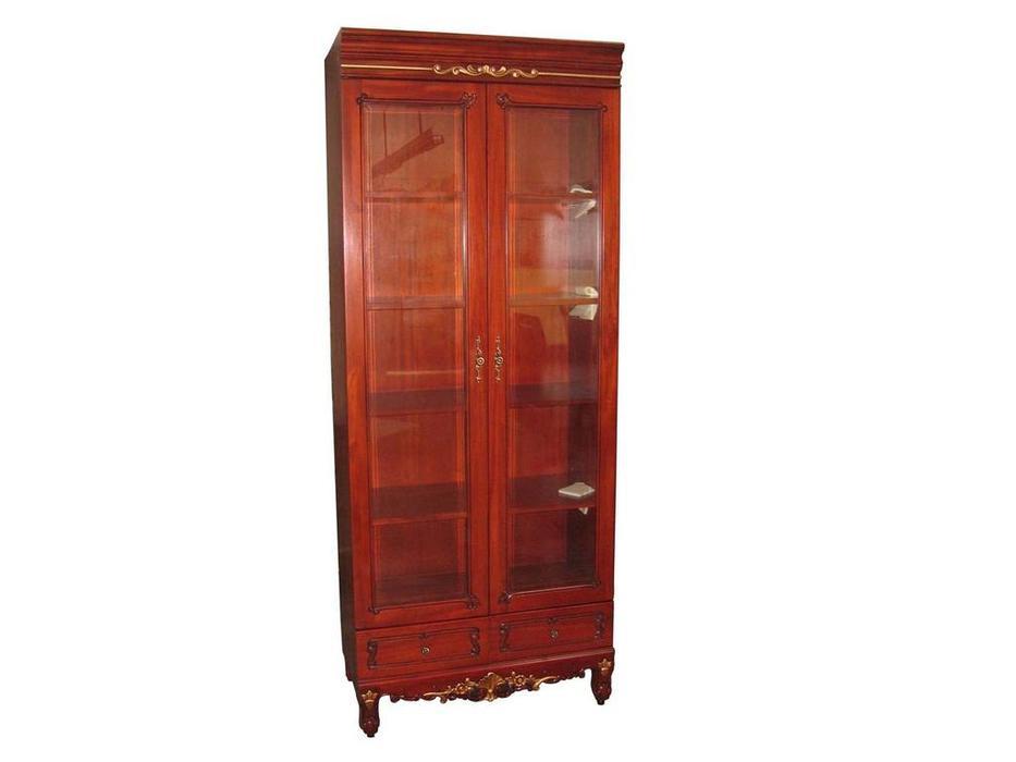 Perfect furniture: Mahogany: шкаф книжный  (дерево)