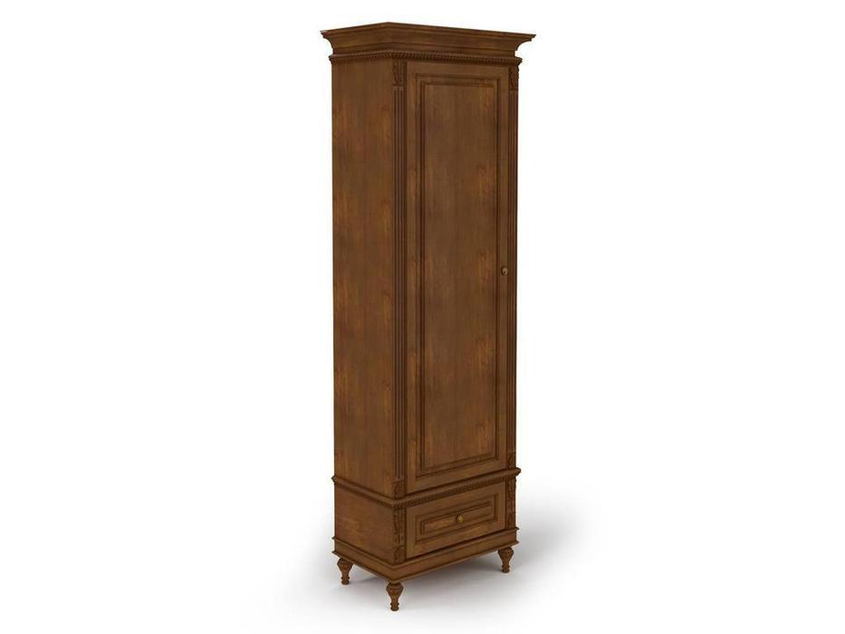 Arco: Decor Alt: шкаф 1 дверный  (орех, патина)