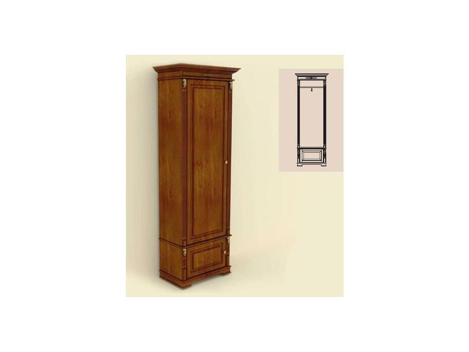 Arco: Classica: шкаф 1 дверный  (орех)