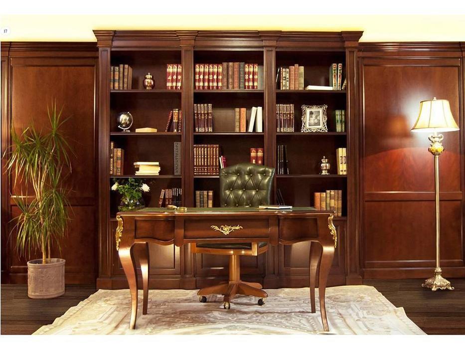 DeMiguel: Exclusive: кабинет (орех, золото)