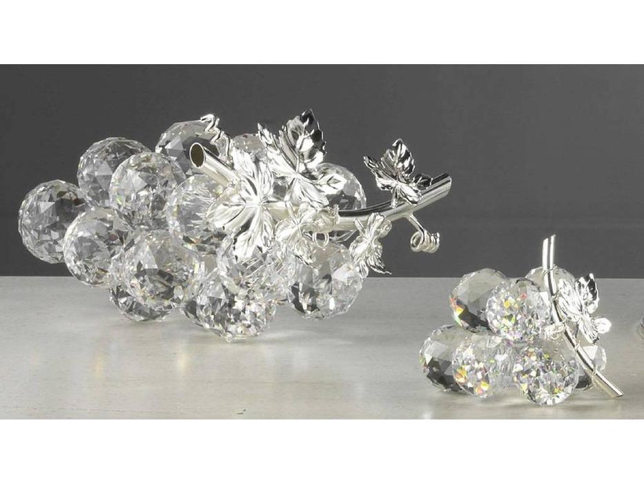 DC: Giada: статуэтка  Виноградная гроздь (серебро, кристаллы)