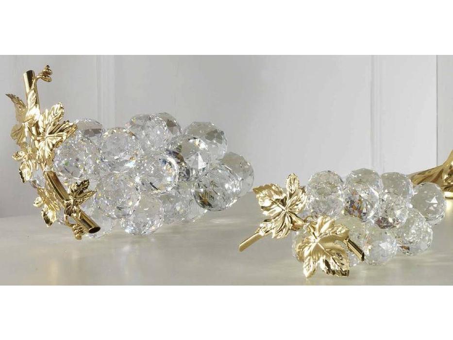 DC: Giada: статуэтка  Виноградная гроздь (золото, кристаллы)